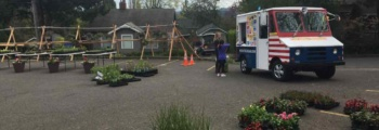 Supporting Plant Sale